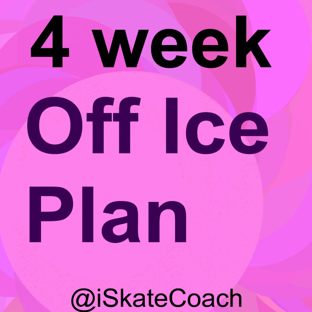 Custom Off Ice Plans